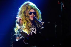 Lady Gaga Live At Roseland Ballroom - April 2, 2014
