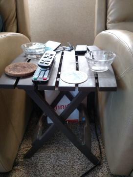 Hack - RV Table