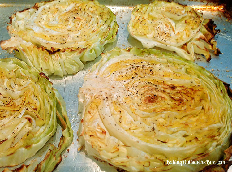 FOOD baked-cabbage
