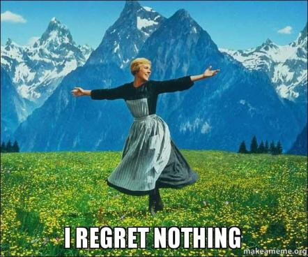 regret-nothing meme