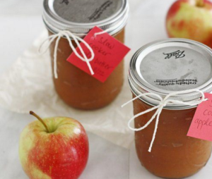 BC apple butter