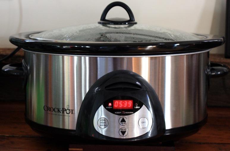 Crock Pot - Three Easy Low Carb Meals