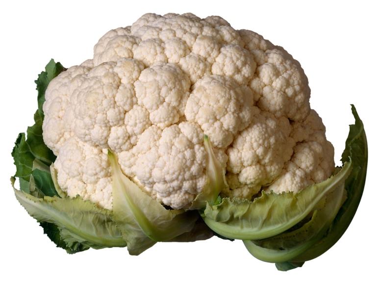 Cauliflower - Natures Power Food (Recipes)