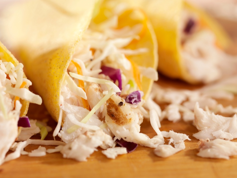 Easy Peasy Healthy Fish Tacos