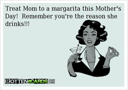 MD mom drinks