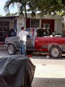 RV Animals Truck painter