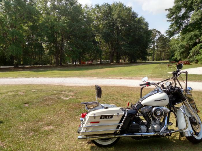 Red Gate RV Park - Savannah GA - Review