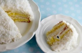 Lemon Cake FEATURED