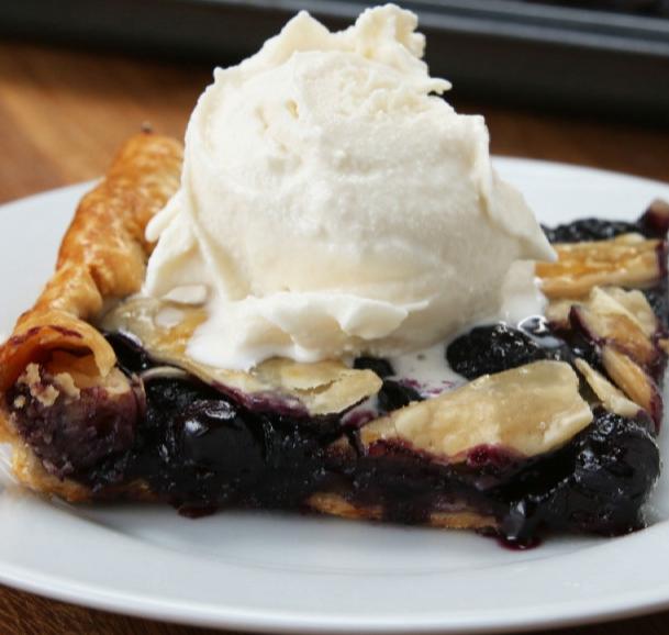 Blueberry Pie FEATURED