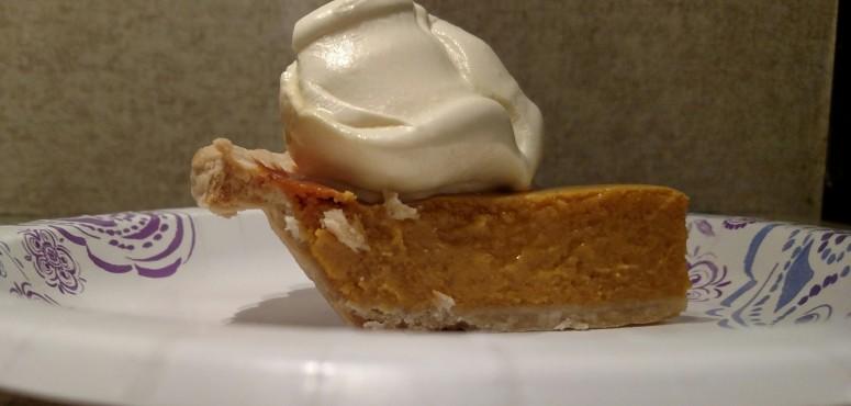 Drunkin Pumpkin Pie! This Holidays Biggest Hit!